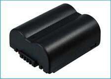 BATTERIA PREMIUM per Panasonic CGR-S006A / 1B, LUMIX DMC-FZ7-S, LUMIX DMC-FZ30EG-S