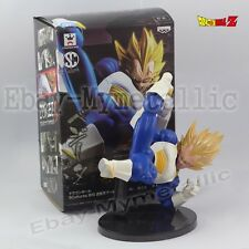 "DragonBall Dragon Ball SCultures BIG Vegeta 15cm/6"" PVC Figure New In Box"