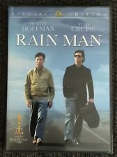 RAIN MAN, DVD, SPECIAL EDITION, WIDESCREEN, NEW, SEALED, AUTHENTIC, FIRST CLASS