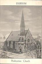 Durham Presbyterian Church.