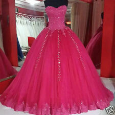 A pplique Quinceanera Dresses Ball Gown For 15 Years Prom Party Dresses 2 4 6 8+
