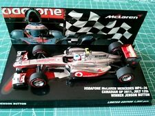J. Button McLaren Mp4-26 Promo Gangant GP Canada 2011 1 43 Minichamps