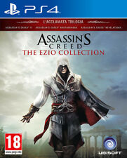 Assassin's Creed The Ezio Collection PS4 Playstation 4 UBISOFT