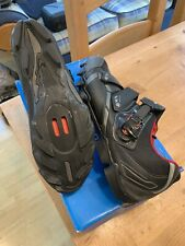 Mens Black Shimino SPD Cycling Shoes