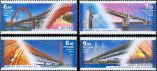 2008 Russia Bridges Cable-stayed bridges MNH