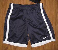 NWT Nike Boy's Navy Shorts Sz 4 - New With Tag
