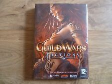 Guild Wars Factions PC GAME NEW SEALED