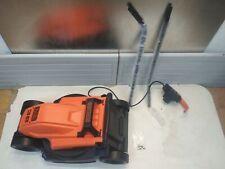 BLACK+DECKER Rasenmäher BEMW451-QS, 32cm, orange/schwarz Rechnung V06460