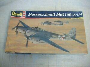 REVELL Messersschmitt Me410B-2/U4 Model Kit Aircraft Sealed 1:48 scale FREE SHIP