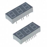 3 DIGIT LED DISPLAY 7 SEGMENTI ROSSO MOD. KPT-4301 (QTY: 4 PEZZI )