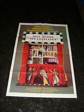 """THE PRODUCERS Original 1967 Movie Poster, 27"""" x 41"""", C8 Very Fine Condition"""