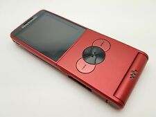 Superb Condition Sony Ericsson W350i Walkman Turbo red (Unlocked) Mobile Phone