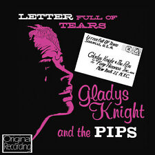 Gladys Knight & The Pips - Letter Full Of Tears CD