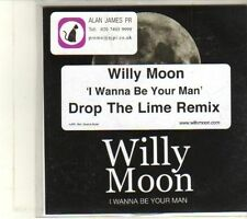(DT911) Willy Moon, I Wanna Be Your Man - DJ CD
