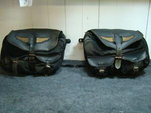 Harley FXRS saddlebags FXR Convertible FXRT FXRD FXLR FXRC FXRP WOW!!!! EPS14987
