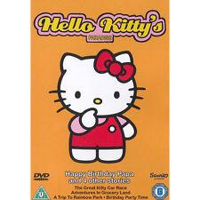 * NEW SEALED TV DVD * HELLO KITTY'S PARADISE 03 * DVD * Ora