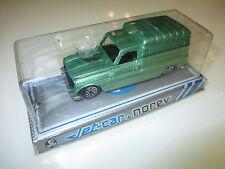 Renault R 4 r4 vert green metallic, NOREV JET CAR #711 en 1:43 en boite en boîte