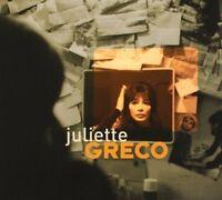 JULIETTE GRECO - BEST OF   CD NEU