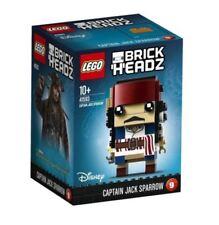 [LEGO] Creative Brick Headz 41593 Captain Jack Sparrow 2017 Version Free Ship
