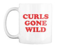 Curls Gone Wild - Gift Coffee Mug