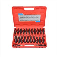 23pcs Car Universal Connector Release Electrical Terminal Block Removal Tool Kit