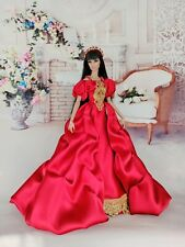 "*Berlicy* Dress, Gown, Outfit for dolls 12"" Integrity/FR, Nu face ❤"