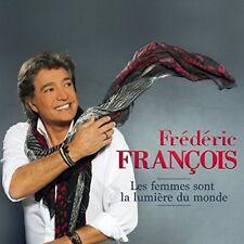 CD de musique en album pour Chanson française Frédéric François