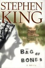 STEPHEN KING BAG OF BONES NICE HB BOOK A HAUNTED LOVE STORY