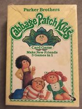 CABBAGE PATCH KIDS Make New Friends Card Game 1984