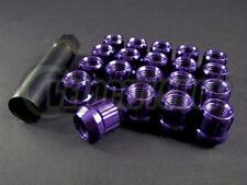 Muteki Open End Lug Nuts Purple Civic RSX Integra S2000