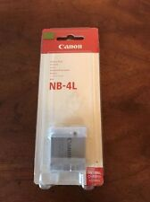 New NB-4L Battery for Canon PowerShot ELPH SD1000, SD1100 IS, SD1100IS, SD1400