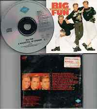 Big Fun ‎– A Pocketful Of Dreams  CD Album 1990