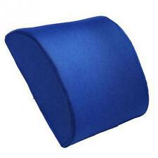Car Seat Memory Foam Pillow Cushion Chair Home Office Relax Lumbar Back Support