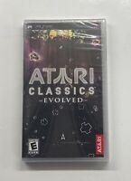 Atari Classics Evolved (Sony PSP Playstation Portable) NEW Sealed