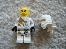 LEGO Ninjago - Rare Minifig - Ninjago - Dragon Zane DX - Excellent