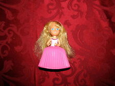 VTG Tonka Kenner Cupcake Dolls Sugar and Shine Pink Glitter Shimmer