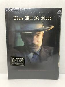 There Will Be Blood (DVD, 2009) Daniel Day-Lewis Brand New Factory Sealed