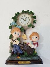 Precious Collection Italy Style Swinging Pendulum Clock
