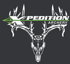 xpedition archery decal euro mount