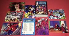 Comic Images 1992 Valiant Unity Time Is Not Absolute Complete 90 Card Base Set