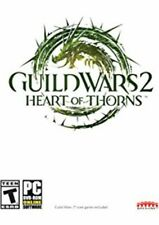 Guild Wars 2 Heart of Thorns PC Brand New Sealed MMORPG