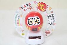 Japanese Dharma Daruma Solar Power For Good fortune Movement Good Luck Doll Cute