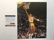 Los Angeles Lakers NBA Original Autographed Photos