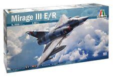 2510 Dassault Mirage III E/R ITALERI 1:32 plastic model kit