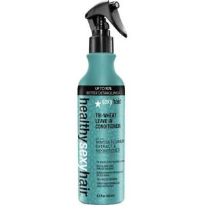 Sexy Hair Healthy Sexy Hair Soy Tri-Wheat Leave In Conditioner - 250ml Free P&P