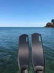 Carbon Diving Fins - for all level freediving & spearfishing (Size 36-47 avail.)