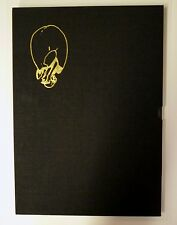 HR Giger Biomechanics Signed Limited Edition Hardcover Book 1997 Morpheus