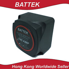 UTV ATV Battery Isolator 12V 140A Dual Sense 4WD Off Road Vehicle