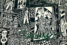 DUBUFFET Jean, Catalogo. New York, The Pace Gallery e Richard Gray Gallery, 197