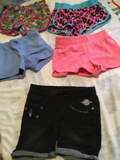 SO SOFT/CAT&JACK/JUMP BEAN/LIL MISMATCH/SHOPSKIN Shorts. Size-(7-8). EUC